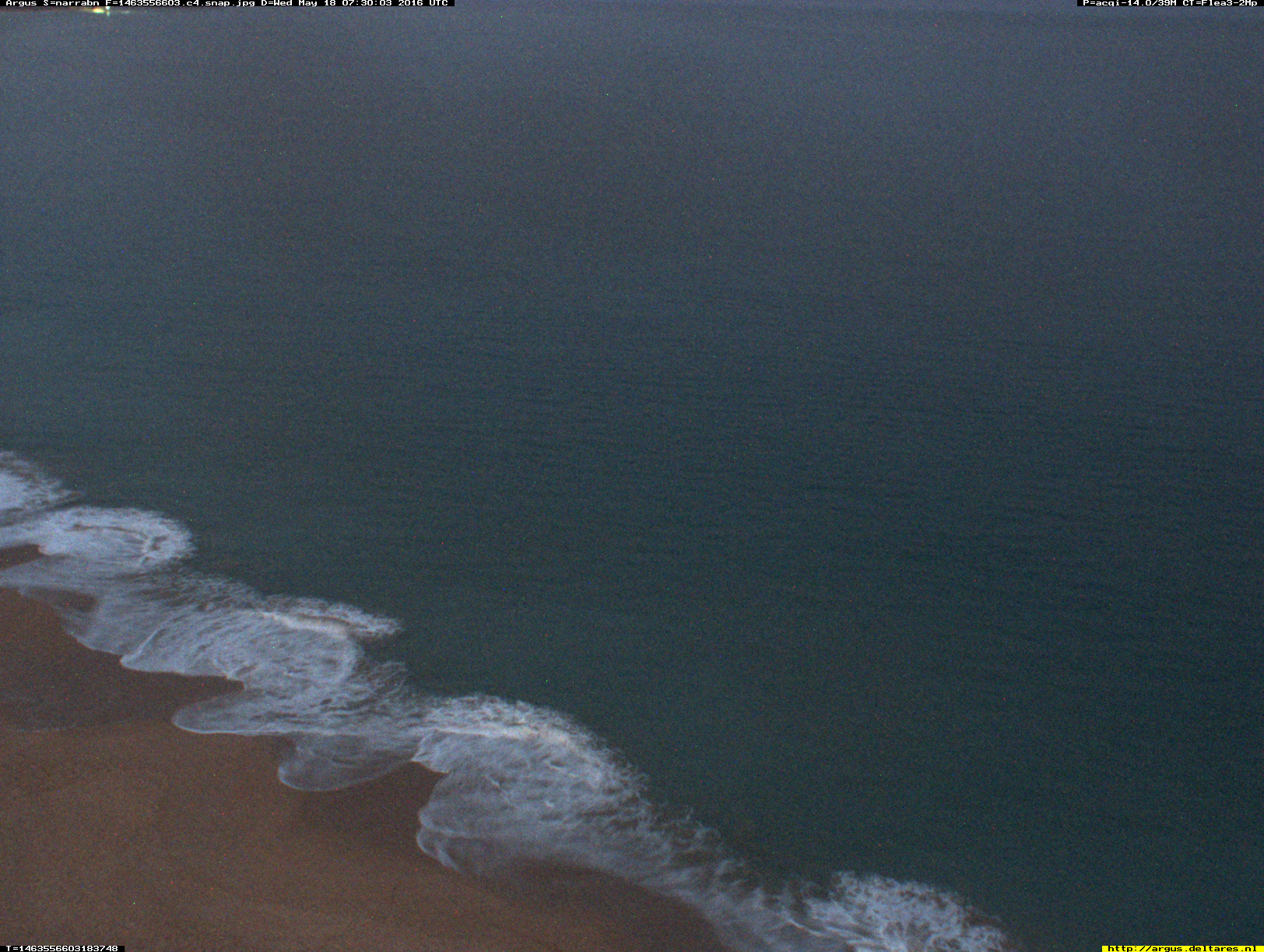 Narrabeen webcam - Narrabeen - Collaroy 4 webcam, New South Wales , Sydney