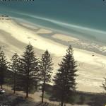 Lowtide Bar Formation at Rainbow Bay