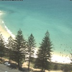 Rainbow Bay: Paradise - 7 November 2013 11:30 am (Rainbow Camera 4)